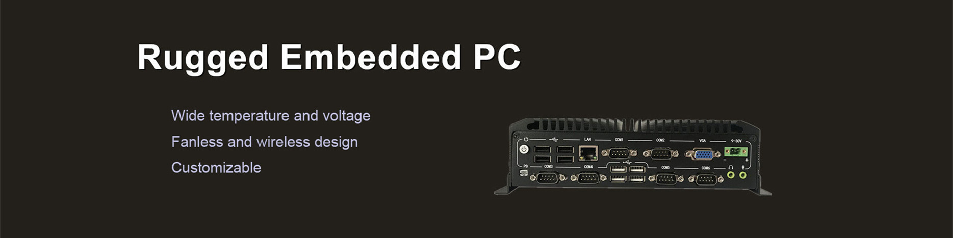 industrial embedded pc